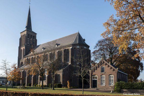 Kerk in 2017